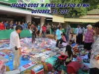 Second Odds 'n Ends Sale